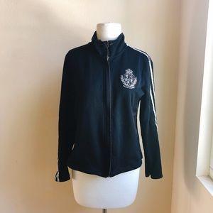Ralph Lauren Active Stripe Sleeve Jacket